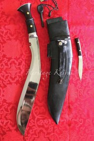 Heritage Knives Kukri Khukuri knife Nepal Gurkha Gorkha Rifles Regiment Himalayas Mountains. Knife workshop forging, heat treat for best quality. Reproductions of Official Standard Issue British indian Army Pattern, Traditional and utility Kukris. MK1, MK2, MK3, MK5, Mark 1, mark 2, mark 3, BSI, Sirupate, Ang Khola, Dui chirra, Tin Chirra, Budhume Khukuri. WW1, WW2, World war, great war, Producer, maker and retailer. Military design. Officer. Blade, history, historical info, spiral, judkins, kunwor, viking, vk, nepal, europe, international, house, soldier use, bushcraft, outdoors, camping tool, nature inspired, high carbon steel. papu, bhojpure, classical antique, antiques, old image, photo, burma, chindit, regimental, battalion., m43, fulltang, stick tang.