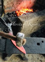 making process. The Kukri by John Powell knife research book Heritage Knives Nepal Khukuri history and heritage. Article, Image, photo, articles, book, research, antiques, reproduction, gurkha rifles, gorkha regiment, british army, indian military, nepal army, world war 1, 2. WW1, WW2, JP. kilatools. 19th and 20th century issue, traditional kothimora. Bushcraft, utility, camping, manufacturer, producer, retail, seller, export of high quality blades genuine authentic gurkha knife, antique viking himalayas hillmen warrior soldier, hanshee, budhume, bhojpure, sirupate, style, design, pattern, kami, black smith.